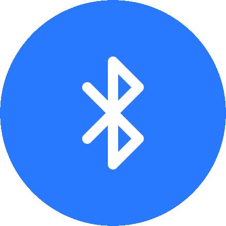 Deze afbeelding heeft een leeg alt-attribuut; de bestandsnaam is bleutooth-symbool.png